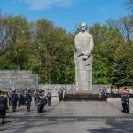 День пам'яті і примирення 8 травня 2016 року.